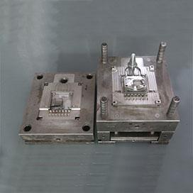 会议话筒di座压铸模具