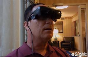 eSight智能眼镜