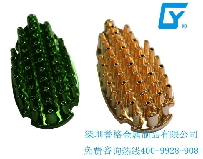 梳zi散热器表面纳米工艺