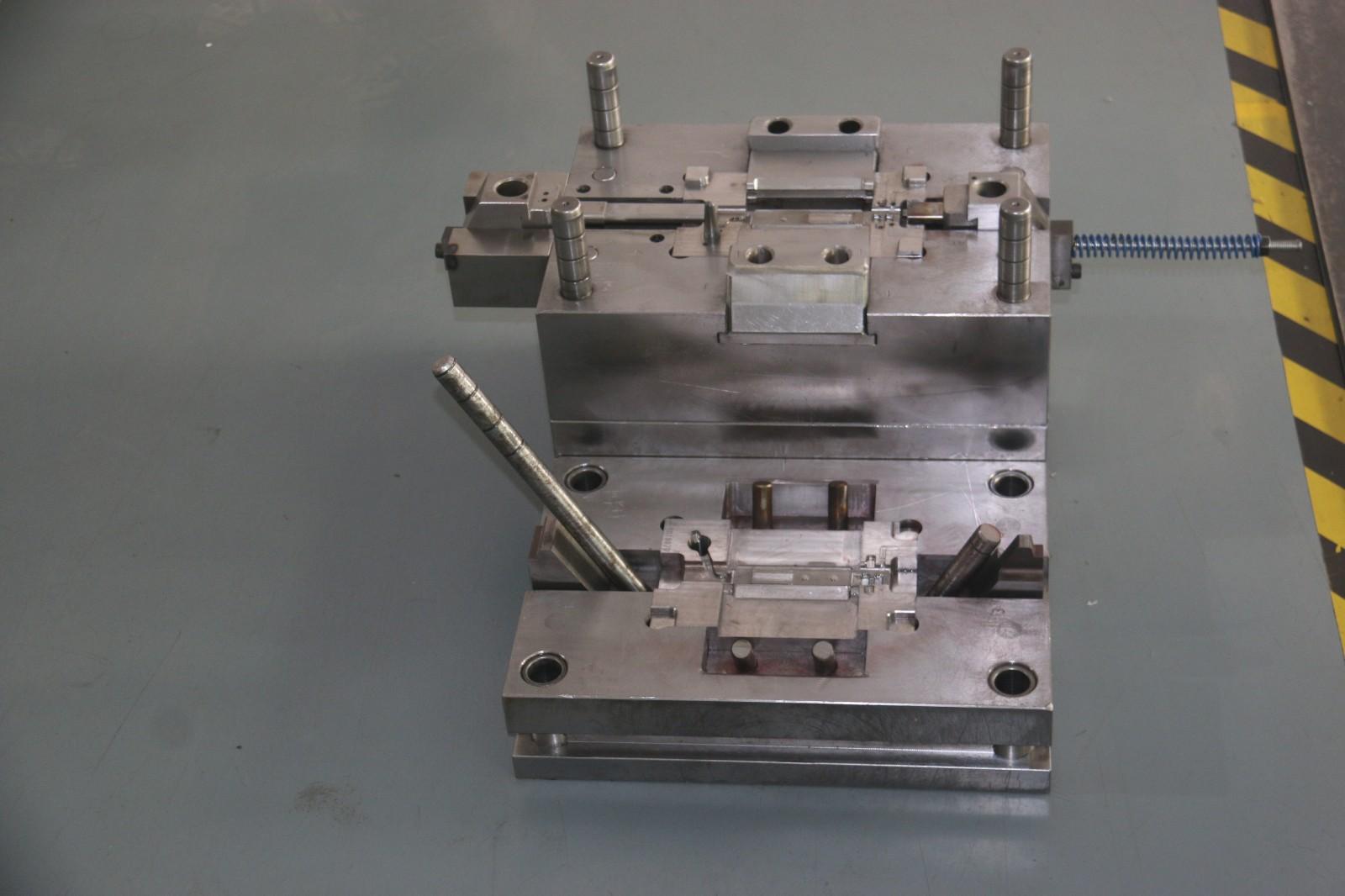 话筒主体压铸模具