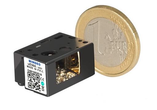 民德uE966微型激光扫描引擎
